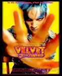 Velvet Goldmine French movie poster