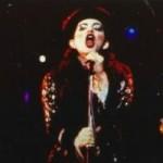 Film Still: Brian Molko of Placebo singing