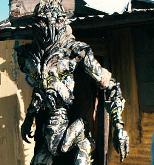 District 9 alien