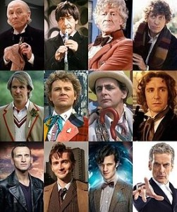 The Doctor (Twelve of him)