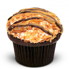 Trophy Cupcake: Samoa