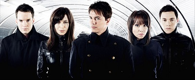 The original Torchwood team