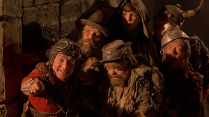 The Time Bandits team