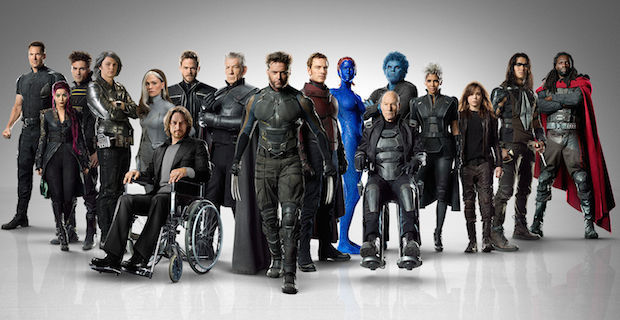 X-Men from the past and the future