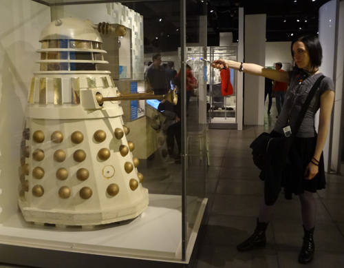 Me taking out a Dalek